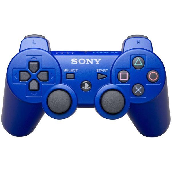 Manette PS3 Dual Shock 3 – bleue
