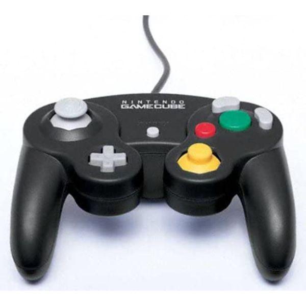 Manette Nintendo GameCube – Coloris Noir