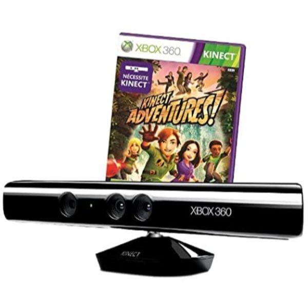 Kinect + Kinect adventures !