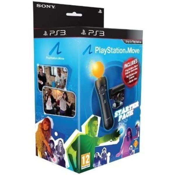 Pack découverte PlayStation Move  Ps