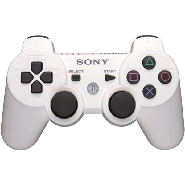 Manette PS3 Dual Shock 3 – blanche
