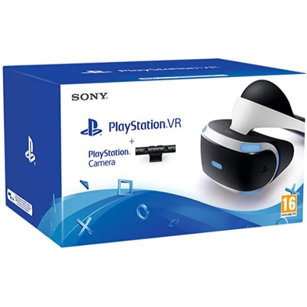 Casque PlayStation VR Ps4