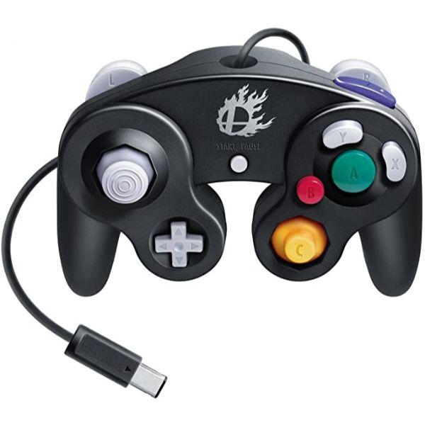 Manette GameCube – édition Super Smash Bros.