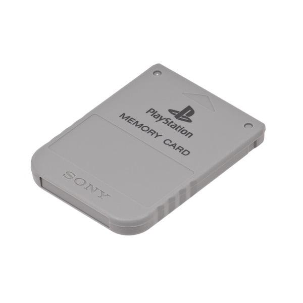 Carte mémoire Playstation 1