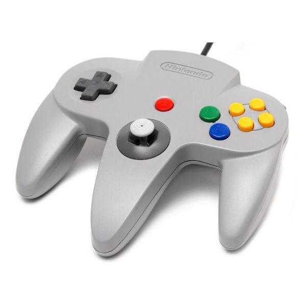 Manette Grise pour Nintendo 64