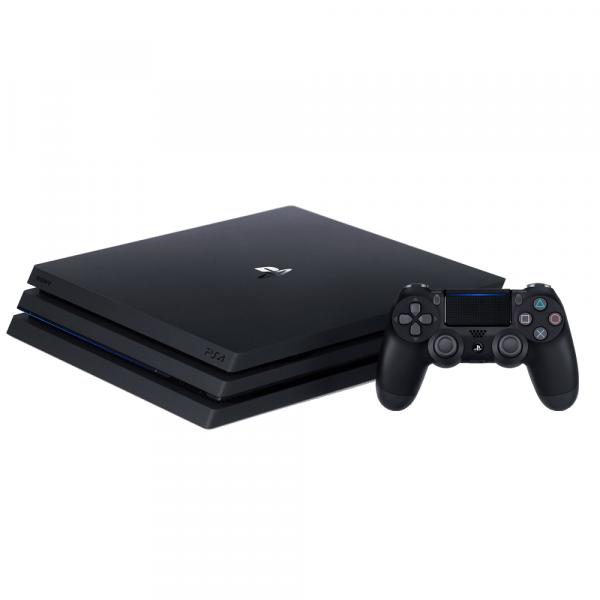 Console Playstation 4 Pro Noir ou Blanc