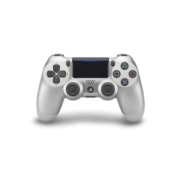 Manette DualShock V2 pour PS4 – argent