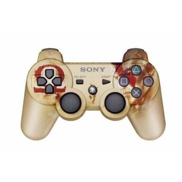 Manette PS3 Dual Shock 3 'God of War : Ascension' – édition spéciale