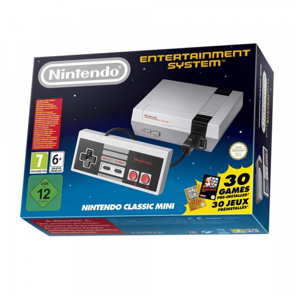 Console Nintendo Nes Mini