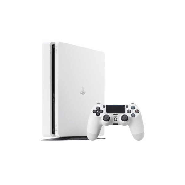 Console  Playstation 4 slim blanche PS4