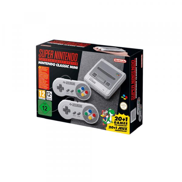 Console Super Nintendo Mini