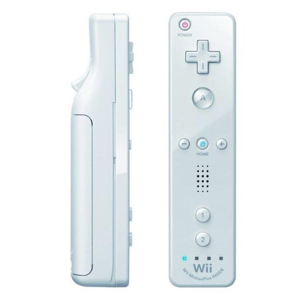 Télécommande Wii U Plus  blanc