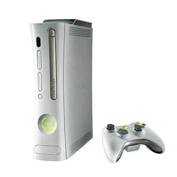 Console Xbox 360 Blanche (ancien modèle)
