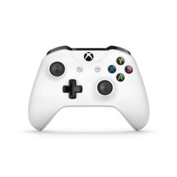 Microsoft Manette Xbox One sans fil Blanche
