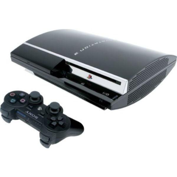 Console PS3 Fat 40 go 60 go ou 80 go