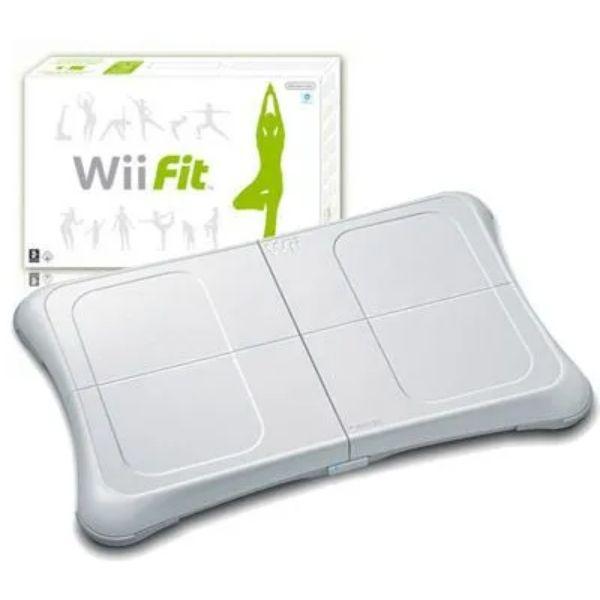 Balance Wii avec le Jeu