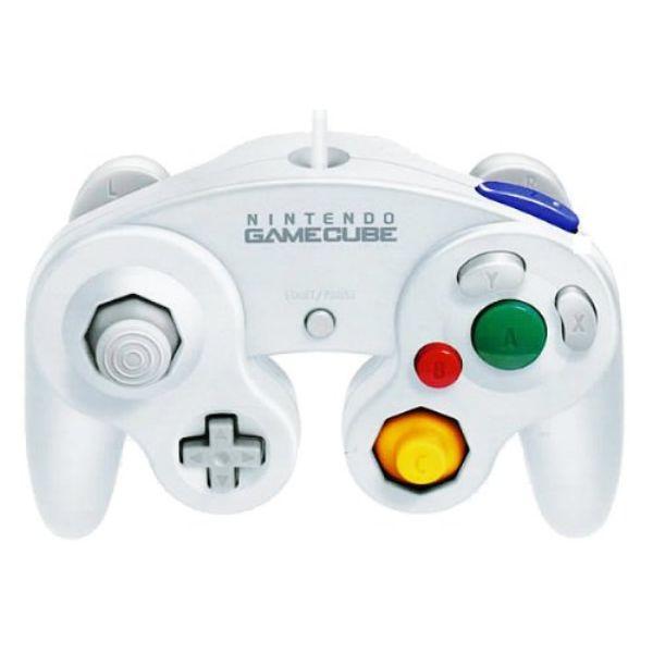 Manette Nintendo Gamecube Officielle Blanche