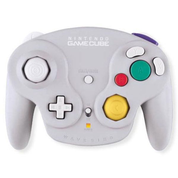 Manette Wavebird Nintendo GameCube (Sans fil) avec capteur