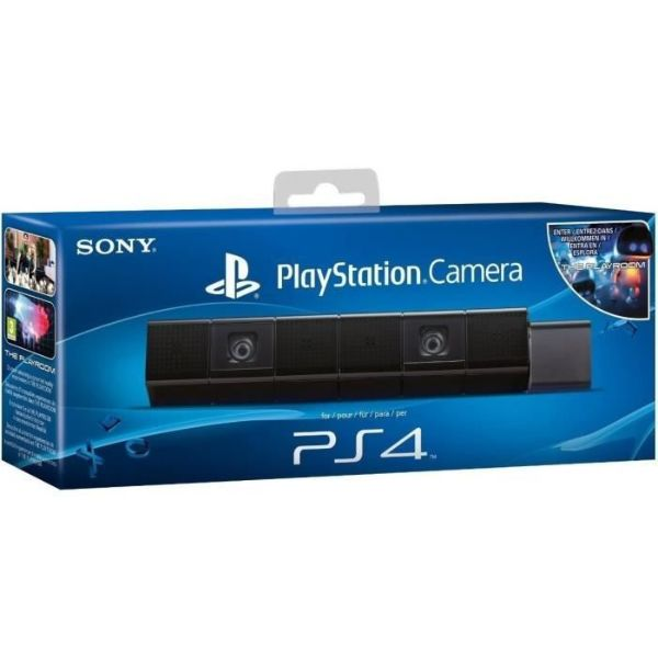 PlayStation – Camera pour PS4 – noir V1