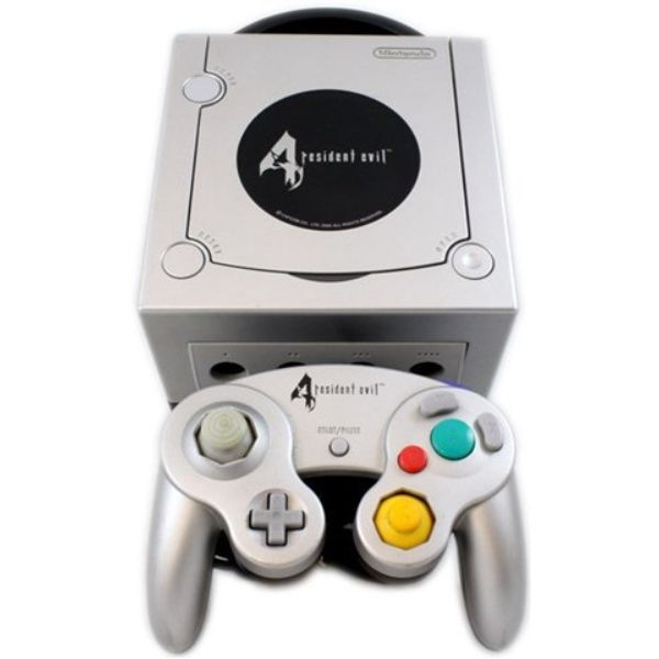 Gamecube Console Resident Evil 4 Edition