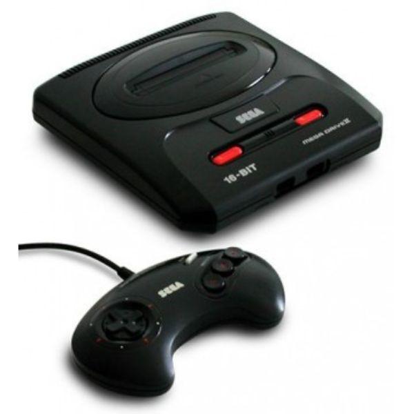 Console Sega Mega Drive II 2
