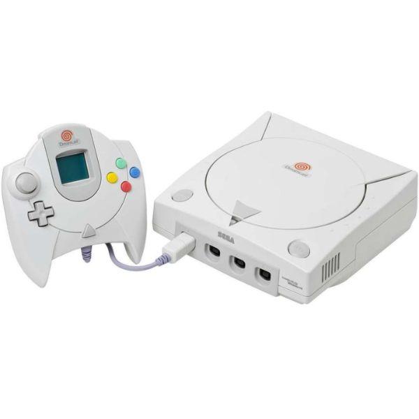 Console Sega Dreamcast