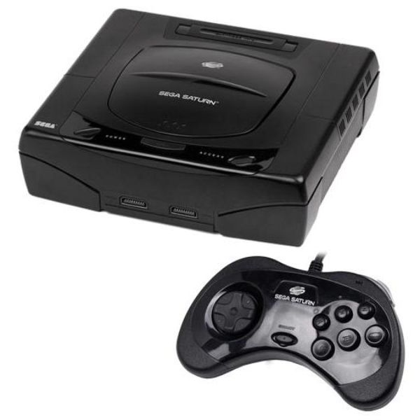Console Sega Saturn