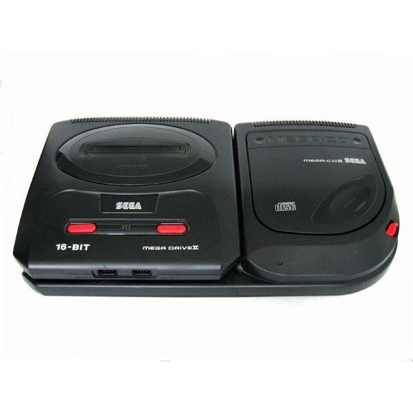 Console Sega Mega CD II